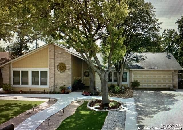 8015 Hill Trails St, San Antonio, TX 78250 (MLS #1460794) :: Maverick