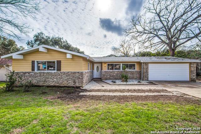 3018 Briarfield Dr, San Antonio, TX 78230 (MLS #1460800) :: Berkshire Hathaway HomeServices Don Johnson, REALTORS®