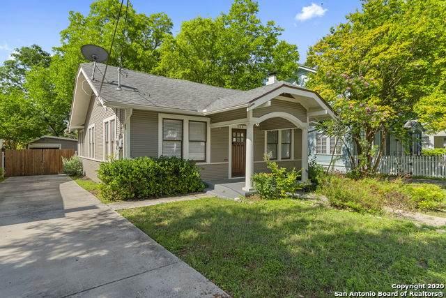 504 E Mulberry Ave, San Antonio, TX 78212 (MLS #1460803) :: Exquisite Properties, LLC