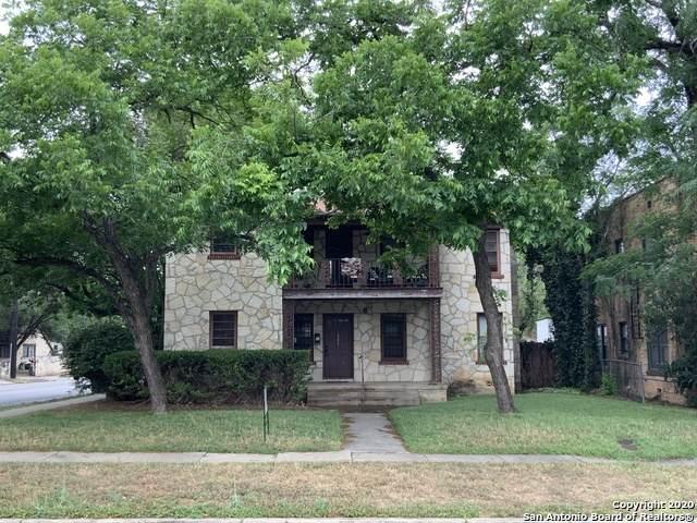 203 E Rosewood Ave, San Antonio, TX 78212 (MLS #1460940) :: Exquisite Properties, LLC