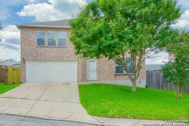 8535 Ivory Crest Dr, Converse, TX 78109 (MLS #1460952) :: Tom White Group