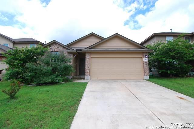 457 Eastern Phoebe, San Antonio, TX 78253 (MLS #1460970) :: Legend Realty Group