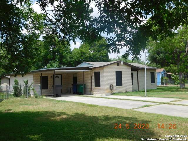 143 E Hutchins Pl, San Antonio, TX 78221 (MLS #1461019) :: Carolina Garcia Real Estate Group