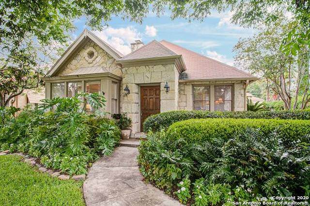 137 E Lullwood Ave, San Antonio, TX 78212 (MLS #1461027) :: Exquisite Properties, LLC