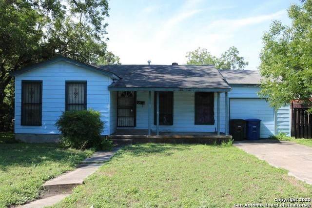 2152 Texas Ave, San Antonio, TX 78228 (MLS #1461068) :: The Mullen Group | RE/MAX Access