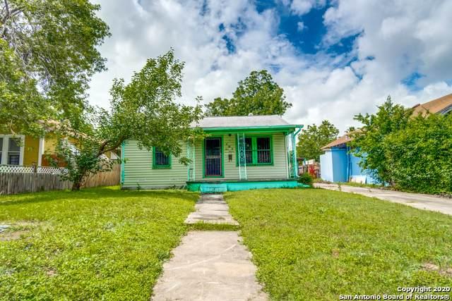 916 W Rosewood Ave, San Antonio, TX 78201 (MLS #1461073) :: Exquisite Properties, LLC