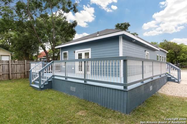 611 S Pine St, San Antonio, TX 78203 (MLS #1461085) :: Exquisite Properties, LLC