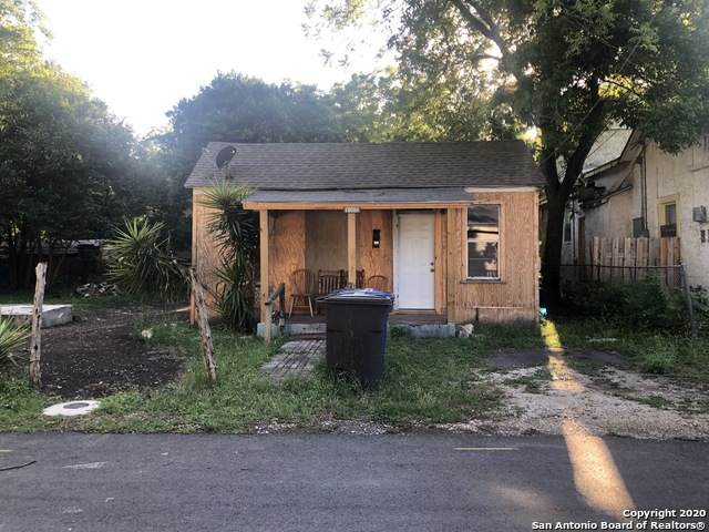 1007 Gillespie St, San Antonio, TX 78212 (MLS #1461163) :: The Heyl Group at Keller Williams