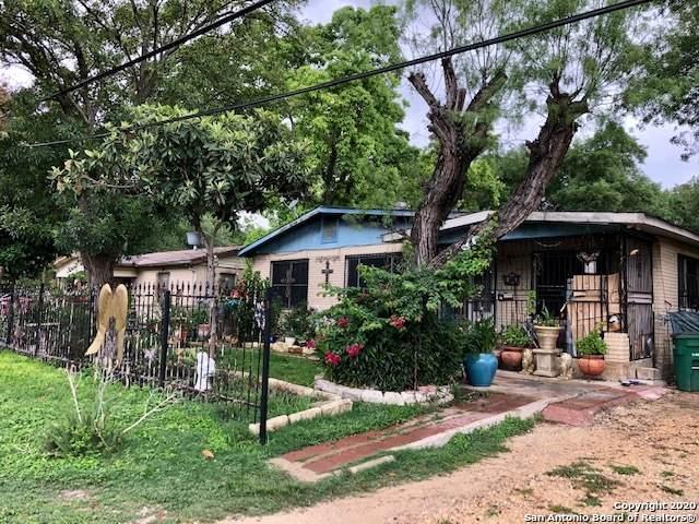 1107 Clovis Pl, San Antonio, TX 78221 (MLS #1461169) :: The Mullen Group   RE/MAX Access