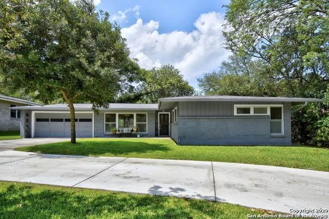 2307 Blanton Dr, San Antonio, TX 78209 (MLS #1461195) :: BHGRE HomeCity San Antonio