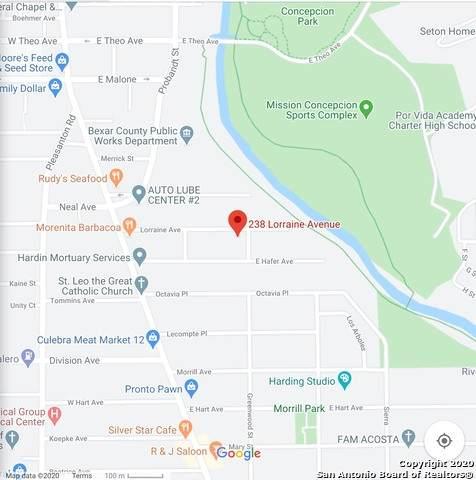 238 Lorraine Ave, San Antonio, TX 78214 (MLS #1461263) :: The Glover Homes & Land Group