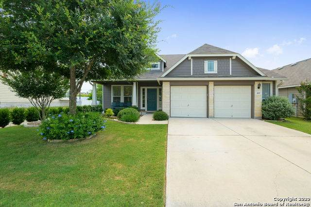441 Brook Shadow, Cibolo, TX 78108 (MLS #1461295) :: Legend Realty Group
