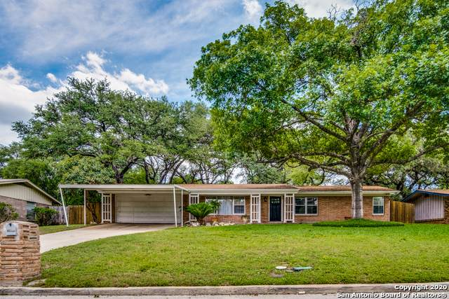 2811 Chisholm Trail, San Antonio, TX 78217 (MLS #1461304) :: The Heyl Group at Keller Williams