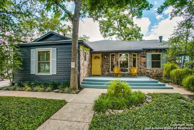 340 Redwood St, San Antonio, TX 78209 (MLS #1461316) :: Exquisite Properties, LLC