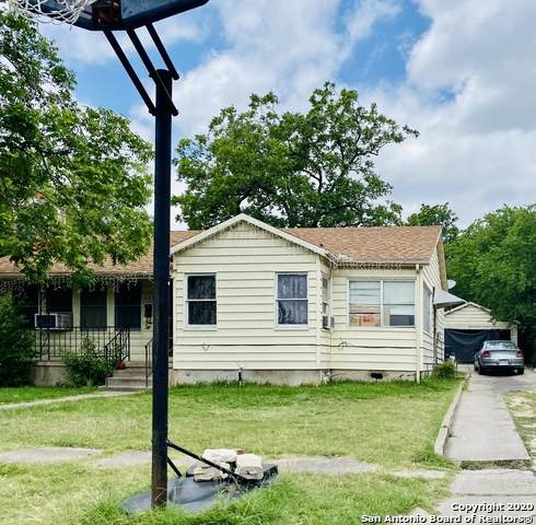 829 Halliday Ave, San Antonio, TX 78210 (MLS #1461339) :: Maverick