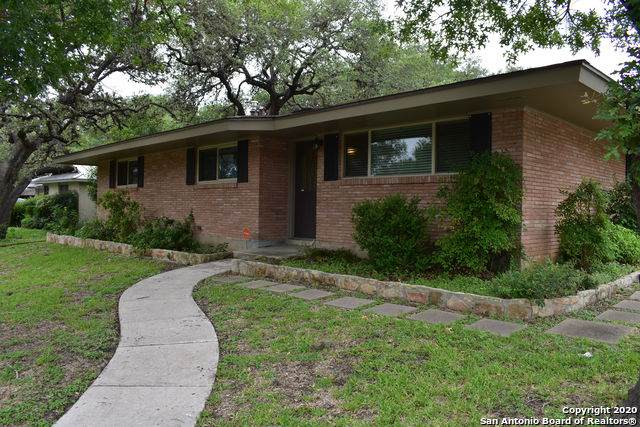 10819 Burr Oak Dr, San Antonio, TX 78230 (MLS #1461347) :: Maverick