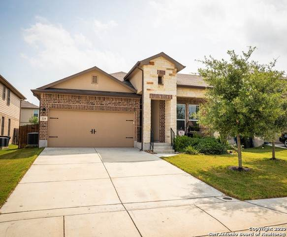 224 Antrium, Cibolo, TX 78108 (MLS #1461533) :: Legend Realty Group