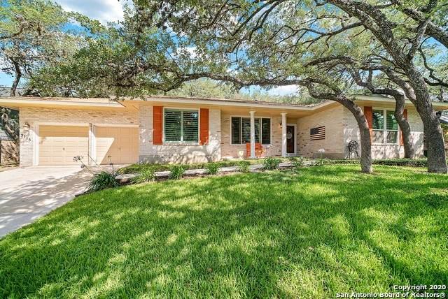3115 Quakertown Dr, San Antonio, TX 78230 (MLS #1461535) :: The Castillo Group