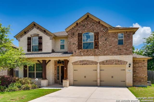 2400 Mesa Park, Schertz, TX 78154 (MLS #1461536) :: Legend Realty Group