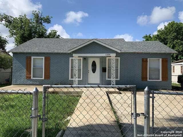 1106 W Wildwood Dr, San Antonio, TX 78201 (MLS #1461542) :: Exquisite Properties, LLC