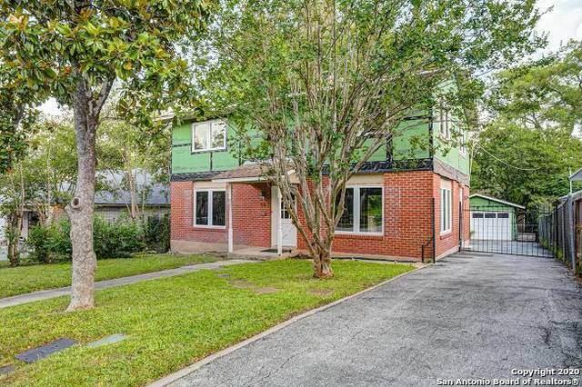 107 Marcia Pl, Alamo Heights, TX 78209 (MLS #1461612) :: Exquisite Properties, LLC
