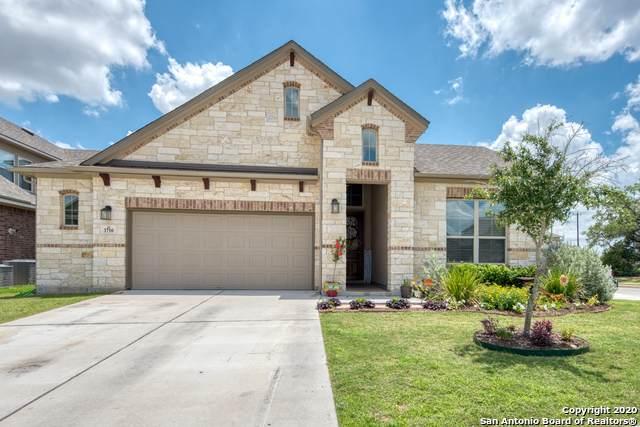 3710 Ravello Ridge, San Antonio, TX 78259 (MLS #1461616) :: BHGRE HomeCity San Antonio
