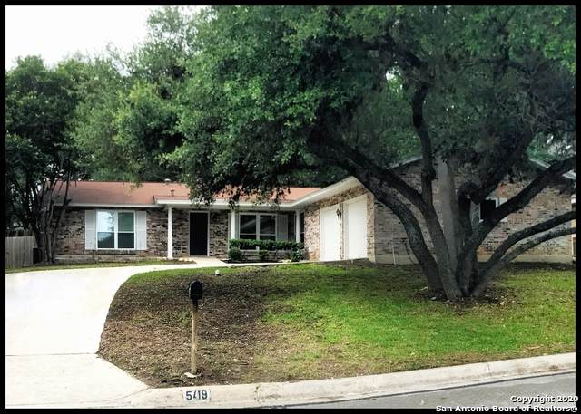 5419 Lancashire Dr, San Antonio, TX 78230 (MLS #1461634) :: Berkshire Hathaway HomeServices Don Johnson, REALTORS®