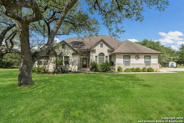 31475 Longhorn Trail, Bulverde, TX 78163 (MLS #1461635) :: 2Halls Property Team | Berkshire Hathaway HomeServices PenFed Realty