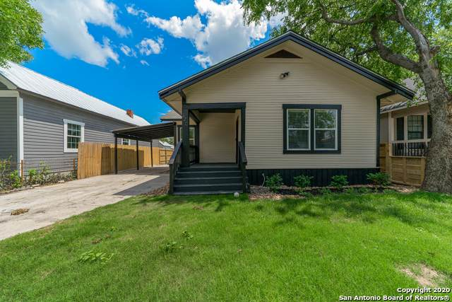 320 Indiana St, San Antonio, TX 78210 (MLS #1461638) :: Exquisite Properties, LLC