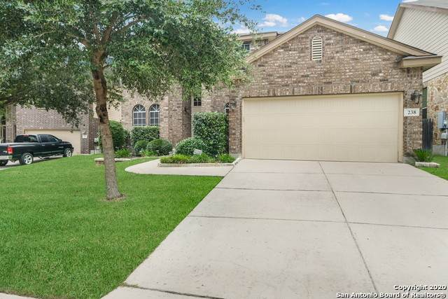 238 Ridge Bluff, Cibolo, TX 78108 (MLS #1461682) :: Legend Realty Group