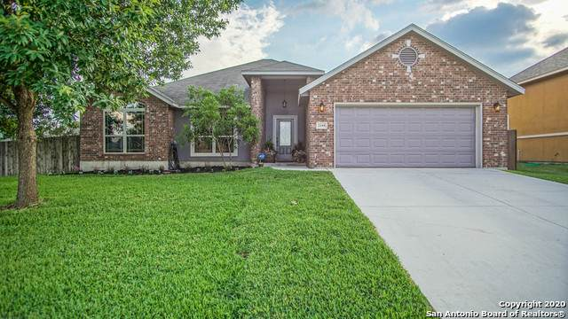 2244 Sun Pebble Way, New Braunfels, TX 78130 (MLS #1461730) :: BHGRE HomeCity San Antonio