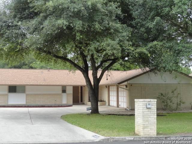 5406 Ben Hur St, San Antonio, TX 78229 (MLS #1461738) :: The Heyl Group at Keller Williams