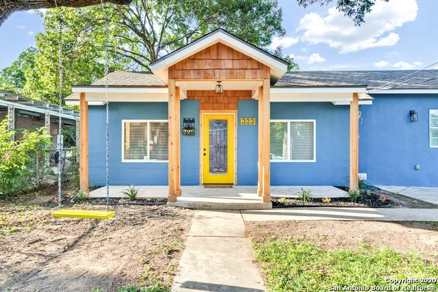 323 Givens Ave, San Antonio, TX 78204 (MLS #1461779) :: Alexis Weigand Real Estate Group