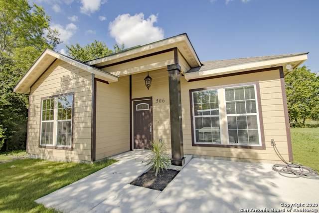 506 Wilchester St, San Antonio, TX 78220 (MLS #1461849) :: Alexis Weigand Real Estate Group