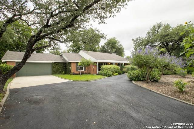 214 Dalewood Pl, San Antonio, TX 78209 (MLS #1461895) :: The Heyl Group at Keller Williams
