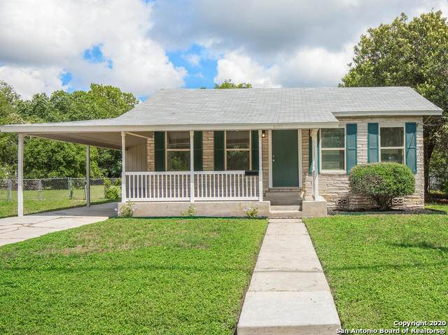 605 Exchange Ave, Schertz, TX 78154 (MLS #1461898) :: BHGRE HomeCity San Antonio