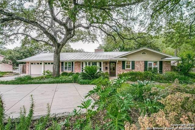 159 Cave Ln, San Antonio, TX 78209 (MLS #1461913) :: Berkshire Hathaway HomeServices Don Johnson, REALTORS®