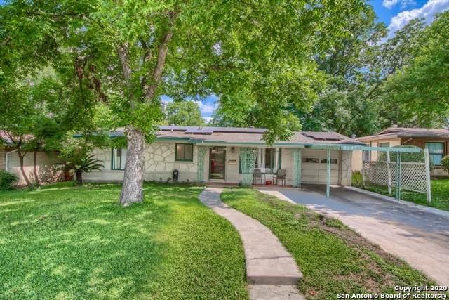 422 Cherry Ridge Dr, San Antonio, TX 78213 (MLS #1461919) :: Berkshire Hathaway HomeServices Don Johnson, REALTORS®