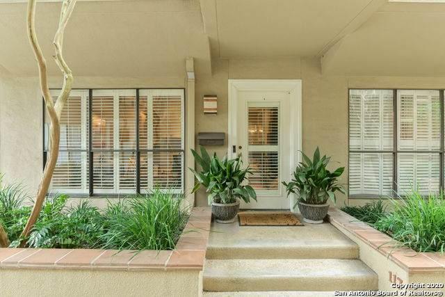 117 Saint Dennis Ave #117, San Antonio, TX 78209 (MLS #1461922) :: Exquisite Properties, LLC