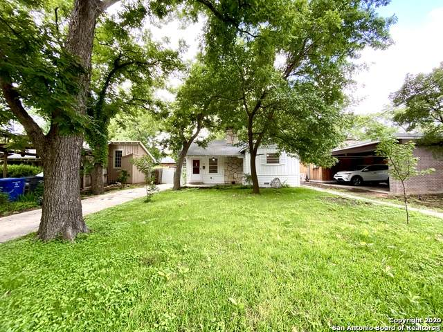 112 Armour Pl, San Antonio, TX 78212 (MLS #1461925) :: The Real Estate Jesus Team