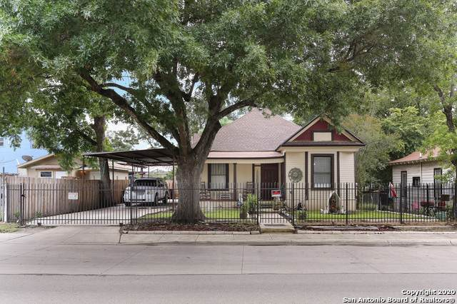 648 Porter St, San Antonio, TX 78210 (MLS #1461998) :: The Heyl Group at Keller Williams