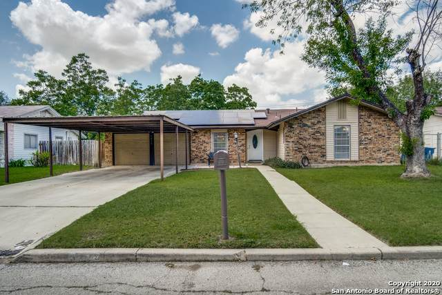5229 Borchers Dr, Kirby, TX 78219 (MLS #1462002) :: The Heyl Group at Keller Williams