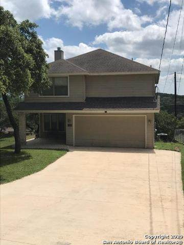 620 Lake Forest, Canyon Lake, TX 78133 (MLS #1462024) :: The Heyl Group at Keller Williams