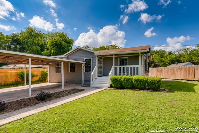 4207 Willard Dr, San Antonio, TX 78228 (MLS #1462027) :: The Heyl Group at Keller Williams