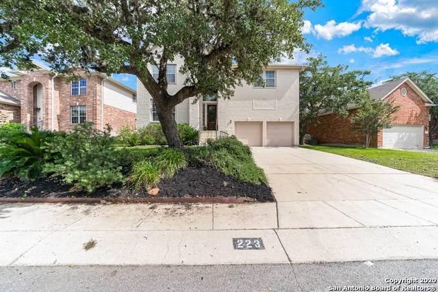 223 Mesa Loop, San Antonio, TX 78258 (MLS #1462056) :: Exquisite Properties, LLC