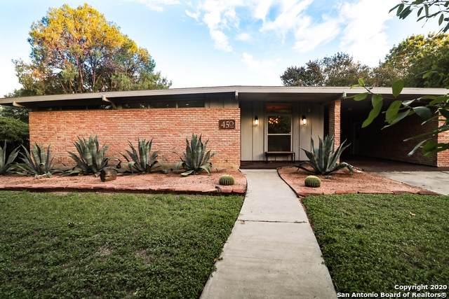 450 Laramie Dr, San Antonio, TX 78209 (MLS #1462137) :: Exquisite Properties, LLC
