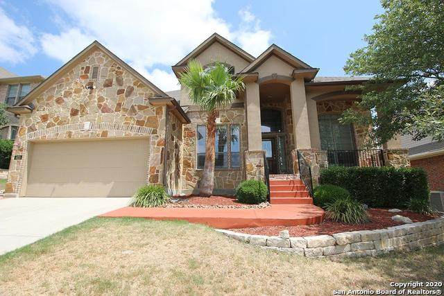 823 Tiger Lily, San Antonio, TX 78260 (#1462268) :: The Perry Henderson Group at Berkshire Hathaway Texas Realty