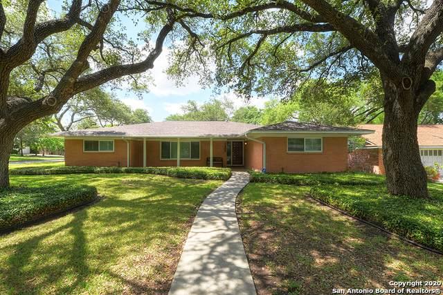 3203 Burnside Dr, San Antonio, TX 78209 (MLS #1462286) :: Exquisite Properties, LLC