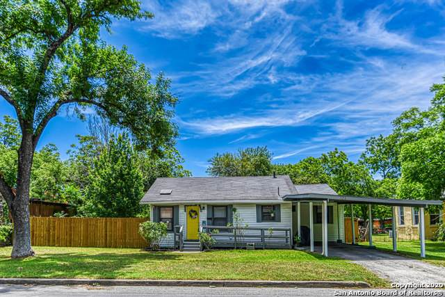 126 Benita St, San Antonio, TX 78210 (#1462303) :: The Perry Henderson Group at Berkshire Hathaway Texas Realty