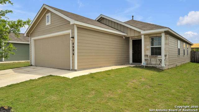 4906 Everett Loop, Converse, TX 78109 (MLS #1462444) :: BHGRE HomeCity San Antonio